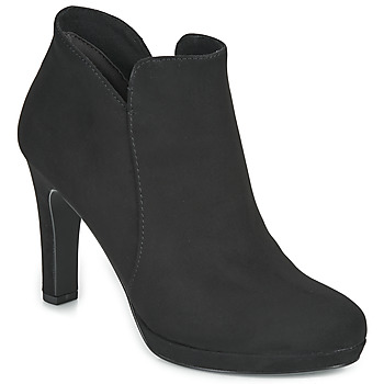 Shoes Women Ankle boots Tamaris LYCORIS Black