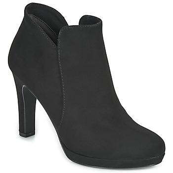 Shoes Women Ankle boots Tamaris LYCORIS Black