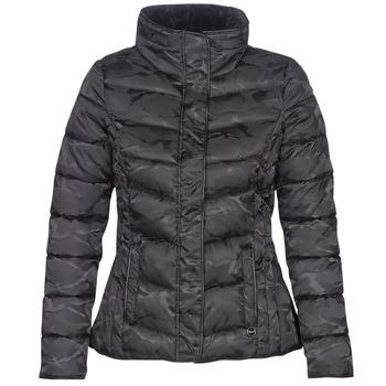 material Women Duffel coats Kaporal GLIT Black