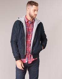 material Men Leather jackets / Imitation le Kaporal LODY Blue