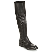Shoes Women High boots Now TRIESTE Black