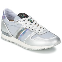 Shoes Women Low top trainers Serafini LOS ANGELES Silver / Grey