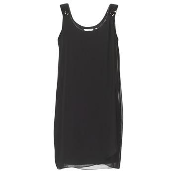 material Women Short Dresses Naf Naf KLOE Black