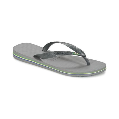 Shoes Flip flops Havaianas BRASIL Grey