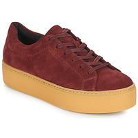Shoes Women Low top trainers Vagabond Shoemakers JESSIE Bordeaux