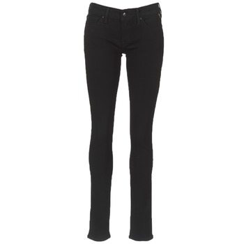 material Women slim jeans Replay LUZ Black / 098