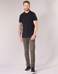 material Men straight jeans Replay GROVER Brown / 020