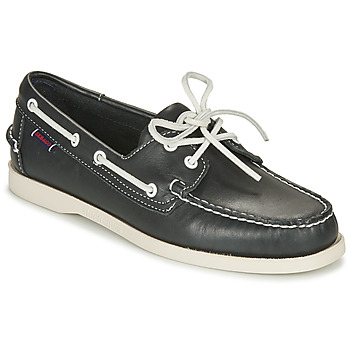Shoes Men Boat shoes Sebago DOCKSIDES Blue