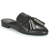 Shoes Women Mules KG by Kurt Geiger KAISER CRYSTAL Black