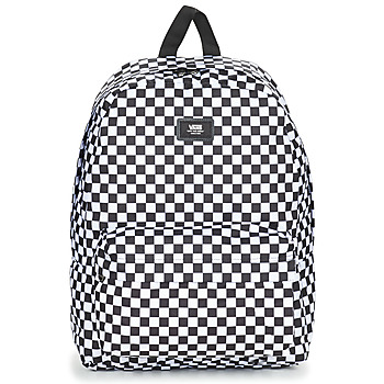 Bags Men Rucksacks Vans OLD SKOOL II BACKPACK Black / White