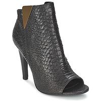 Shoes Women Ankle boots Vic CARVI Black