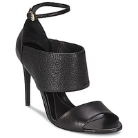Shoes Women Sandals McQ Alexander McQueen LILLYL Black