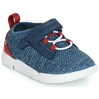 Shoes Boy Low top trainers Clarks Tri Hero Blue