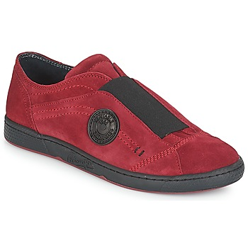 Shoes Women Slip ons Pataugas Jelly Red