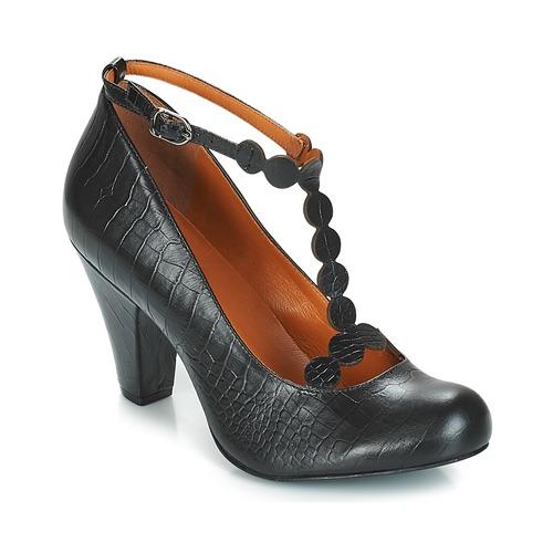 Shoes Women Court shoes Cristofoli PORUZ Black