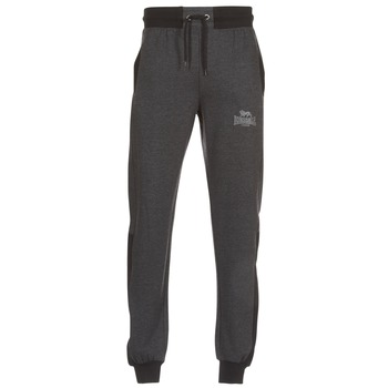 material Men Tracksuit bottoms Lonsdale HECKFIELD Grey