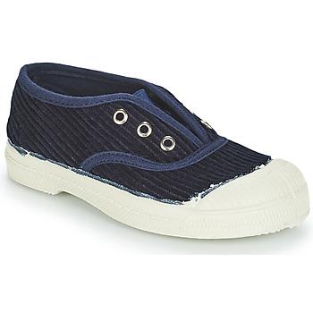 Shoes Children Low top trainers Bensimon TENNIS ELLY CORDUROY Marine