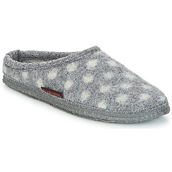 Shoes Women Slippers Giesswein NEUENSTEIN Grey