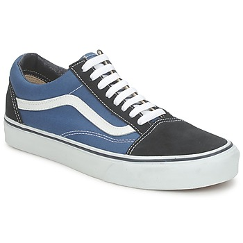 Shoes Low top trainers Vans OLD SKOOL Blue