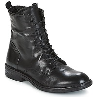 Shoes Women Mid boots Mjus PAL LACE Black