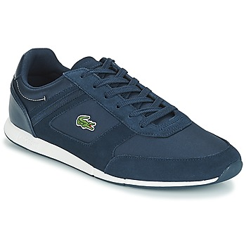 Shoes Men Low top trainers Lacoste MENERVA SPORT 318 1 Marine