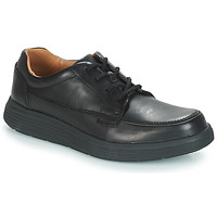 Shoes Men Derby shoes Clarks UN ABODE EASE  black
