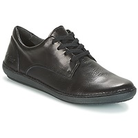 Shoes Women Derby shoes Kickers FOWFO Black
