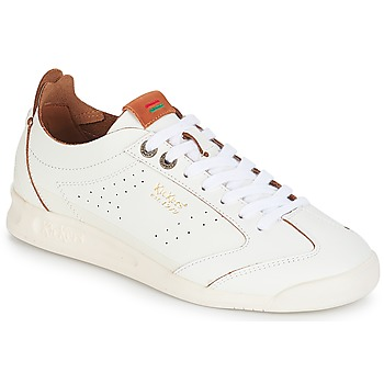 Shoes Women Low top trainers Kickers KICK 18 White