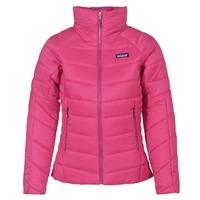 material Women Duffel coats Patagonia W's Hyper Puff Jkt Pink