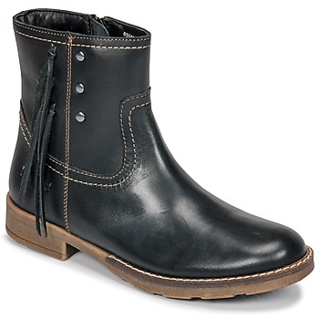 Shoes Girl Boots Kickers MOLLY Black