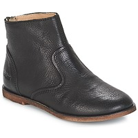 Shoes Girl Boots Kickers ROXANNA Black