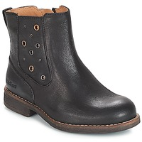 Shoes Girl Boots Kickers SMAD Black