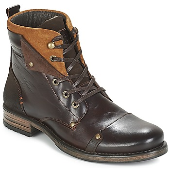Shoes Men Mid boots Redskins YEDES Brown