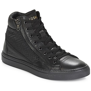 Shoes Men High top trainers Redskins NERINAM Black