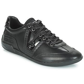 Shoes Men Low top trainers Redskins VERAC Black