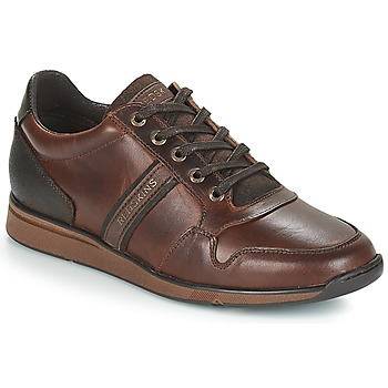 Shoes Men Low top trainers Redskins CREPINO Brown