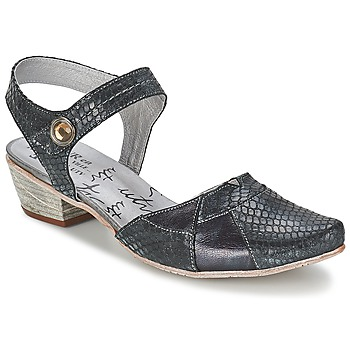 Shoes Women Sandals Un tour en ville DEEMU Black