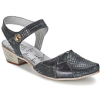 Shoes Women Sandals Un tour en ville DEEMU Black
