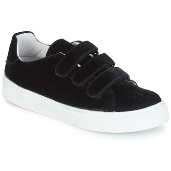 Shoes Women Low top trainers Yurban JOZZY Black