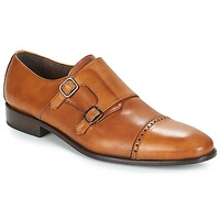 Shoes Men Brogue shoes So Size JIPJOP Brown