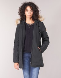material Women Parkas 80DB Original DIVA Black