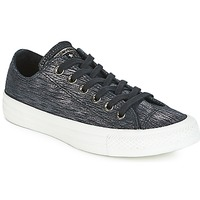 Shoes Women Low top trainers Converse CHUCK TAYLOR ALL STAR OX Black