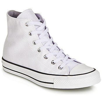 Shoes Women High top trainers Converse CHUCK TAYLOR ALL STAR HI White / White