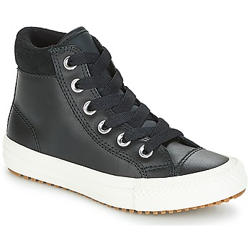 Shoes Children High top trainers Converse CHUCK TAYLOR ALL STAR PC BOOT HI Black / White