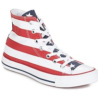 Shoes High top trainers Converse CHUCK TAYLOR ALL STAR PRINT HI Stars
