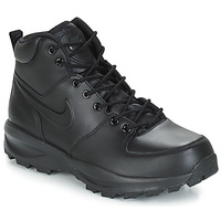 Shoes Men Mid boots Nike MANOA LEATHER BOOT Black