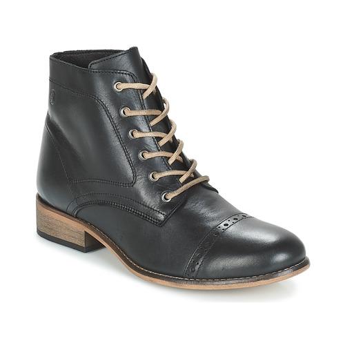 Shoes Women Mid boots Betty London FOLIANE Black