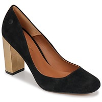Shoes Women Court shoes Betty London JIFOLU Black / Gold