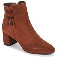 Shoes Women Ankle boots Betty London JOYE Camel
