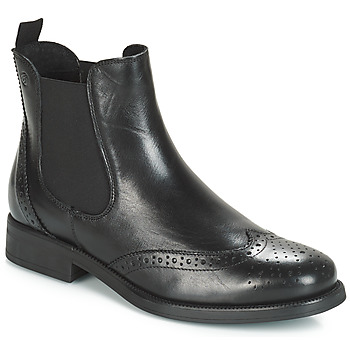 Shoes Women Mid boots Betty London Josta Black